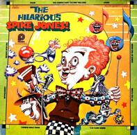 Spike Jones And His City Slickers - The Hilarious Spike Jones