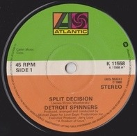 Spinners - Split Decision