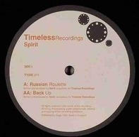 Spirit - Russian Roulette / Back Up