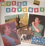 Spirit, Roger Chapman a.o. - Musik Express - Lined Again!