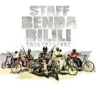 Staff Benda Bilili - Tres, Tres Fort + Dvd