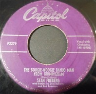 Stan Freberg - The Boogie-Woogie Banjo Man From Birmingham / The World Is Waiting For The Sunrise