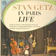 Stan Getz - In Paris Live