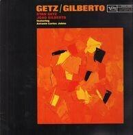 Stan Getz / João Gilberto Featuring Antonio Carlos Jobim - Getz / Gilberto