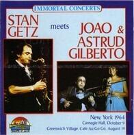 Stan Getz - Stan Getz meets.. (& Joao und Astrud Gilberto)