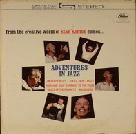 Stan Kenton - Adventures in Jazz