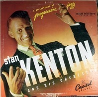 Stan Kenton And His Orchestra - A Concert In Progressive Jazz
