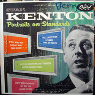 Stan Kenton - Portraits on Standards
