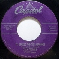 Stan Freberg - St. George And The Dragonet / Little Blue Riding Hood