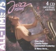 Stan Getz, Charlie Parker, Duke Ellington, Dave Brubeck - 75 all-time jazz sessions