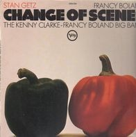 Stan Getz, Francy Boland, Kenny Clarke - Change of Scenes