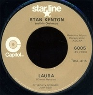Stan Kenton And His Orchestra - Laura