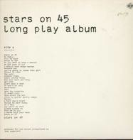 Stars On 45 - Long Play Album