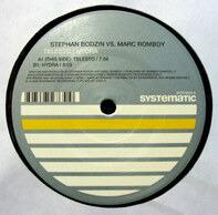 Stephan Bodzin vs. Marc Romboy - Telesto / Hydra