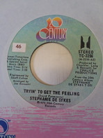Stephanie De-Sykes - Trying To Get The Feeling