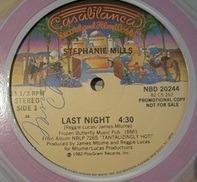 Stephanie Mills - Last Night