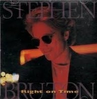 Stephen Bruton - Right on Time