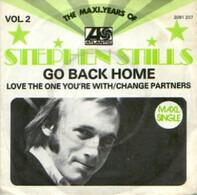 Stephen Stills - Go Back Home