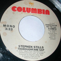 Stephen Stills - Thoroughfare Gap