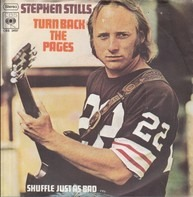 Stephen Stills - Turn Back The Pages