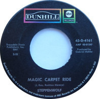 Steppenwolf - Magic Carpet Ride / Sookie, Sookie