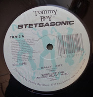 Stetsasonic - Sally / DBC Let The Music Play