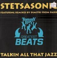 Stetsasonic - Talking All That Jazz (Remixes Pt. 1)