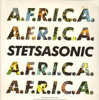 Stetsasonic Featuring The Rev. Jesse Jackson With Babatunde Olatunji And The Drums Of Passion - A.F.R.I.C.A.