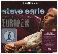 Steve Earle - Live in Europe 2005