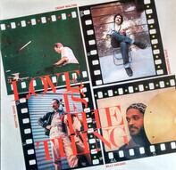 Steve Grossman , Cedar Walton , David Williams , Billy Higgins - Love Is the Thing