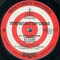 Steve Mason & Tony Crooks - Shallow Grave