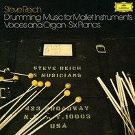 Steve Reich And Musicians - Drumming+six Pianos