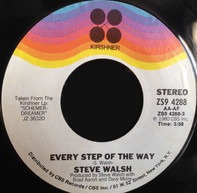 Steve Walsh - Every Step Of The Way