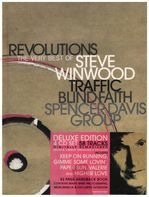 Steve Winwood - The Very Best Of Steve Winwood, Traffic, Blind Faith, Spencer Davis Group