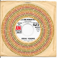 Steve Young - I'm A One Woman Man