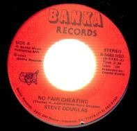 Steve Douglas - No Fair Cheating / Tiny Shiny Hairpin