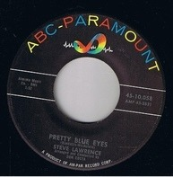Steve Lawrence - Pretty Blue Eyes / You're Nearer