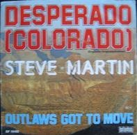Steve Martin - Desperado (Colorado)