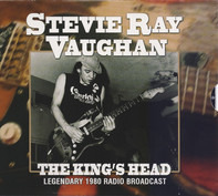 Stevie Ray Vaughan - The King's Head (Legendary 1980 Radio Broadcast)