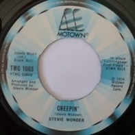 Stevie Wonder - Another Star / Creepin'