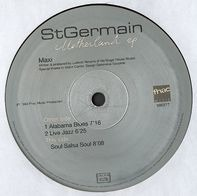 St Germain - Motherland EP