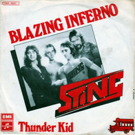 Sting - Blazing Inferno