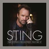 Sting - The Studio Collection: Vol.2  (ltd 5-LP Box)