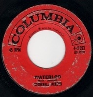 Stonewall Jackson - Waterloo / Smoke Along The Track