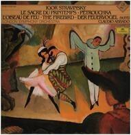 Stravinsky - Le Sacre Du Printemps - Pétrouchka - The Firebird