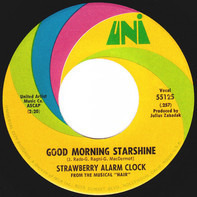 Strawberry Alarm Clock - Good Morning Starshine / Me And The Township