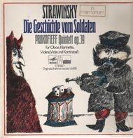 Strawinsky - Die Geschichte vom Soldaten, Prokofieff: Quintett op. 39