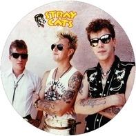 Stray Cats - PD-Rockabilly Strut