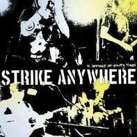 STRIKE ANYWHERE - IN DEFIANCE OF EMPTY..