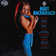 Burt Bacharach, Strings For Pleasure - The Music Of Burt Bacharach